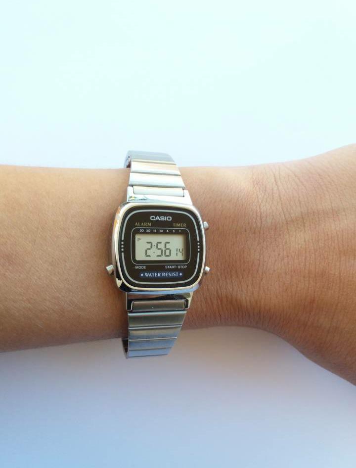 c9beee821ed relógio casio la670w. Carregando zoom.