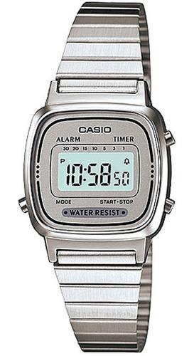 relógio casio - la670wa-7df
