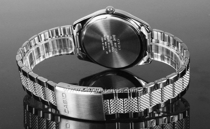 2ef1de0a1d2 Relógio Casio Mtp-1274d-7a Masculino Analógico Visor Prata - R  258 ...