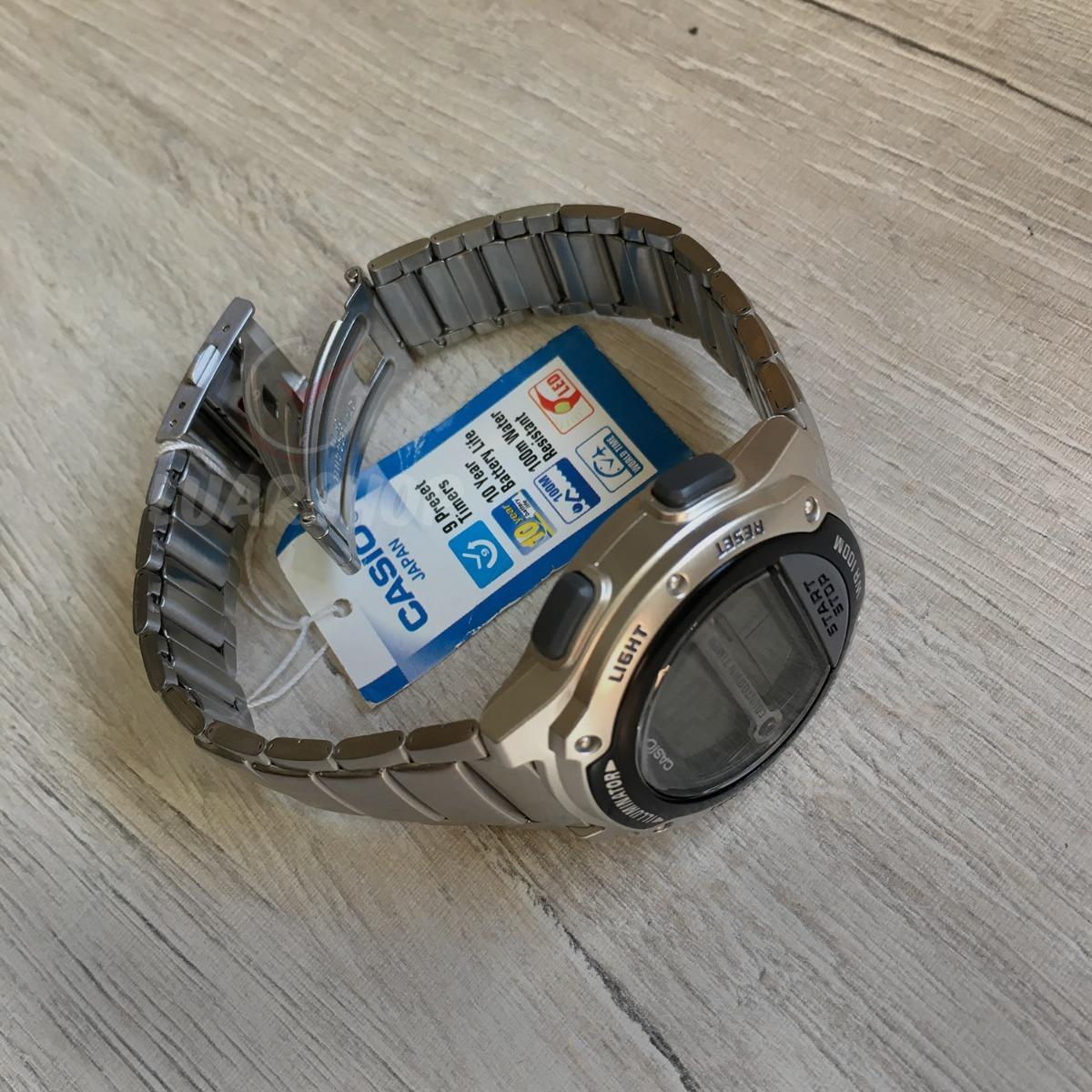 e7ddc63a80e relógio casio digital masculino w756d temporizador original. Carregando zoom...  relógio casio masculino. Carregando zoom.