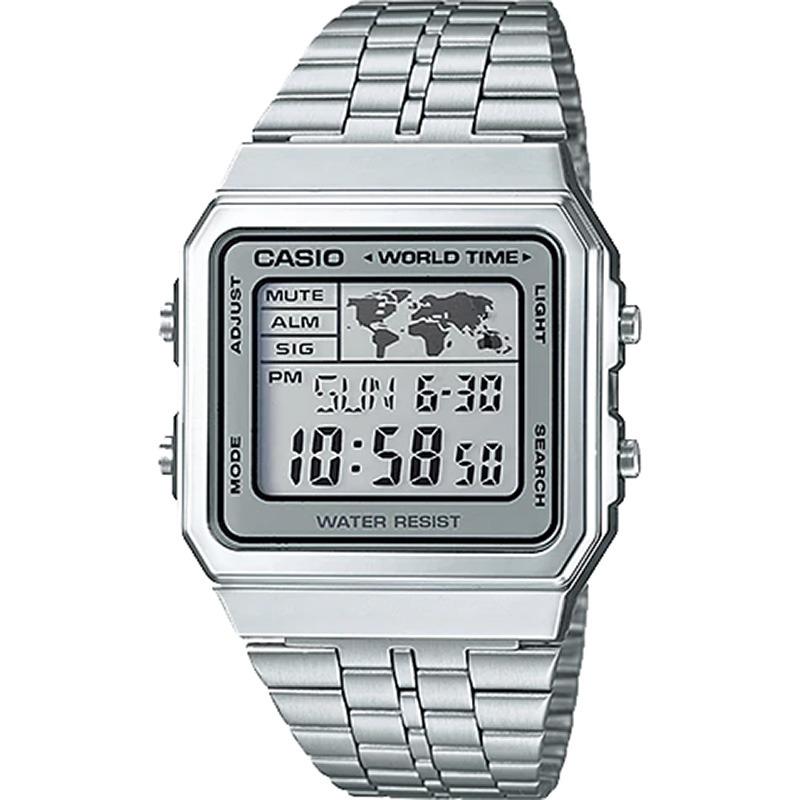 e5e6eb8780e Relógio Casio Vintage Masculino A500wa-7df - R  255