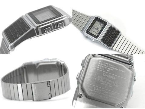 8d34b6a08f1 relógio casio masculino vintage digital dbc-611-1df · relógio casio  masculino