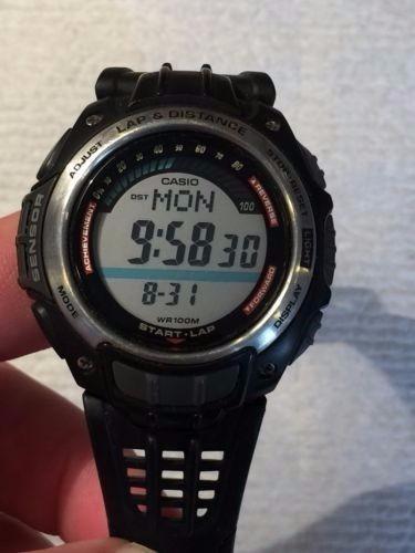 94ddcd5e5ec Relógio Casio Masculino Sgw-200-1vdr Original C  Caixa - R  259