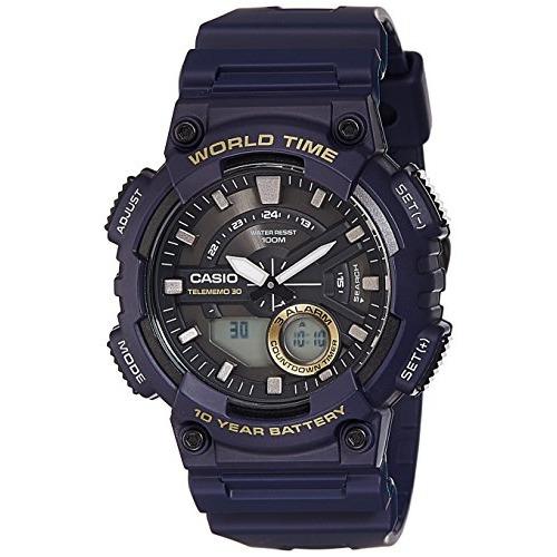 a54844bdc4e Relógio Casio Standard Digital Masculino Aeq-110w-2 - R  234