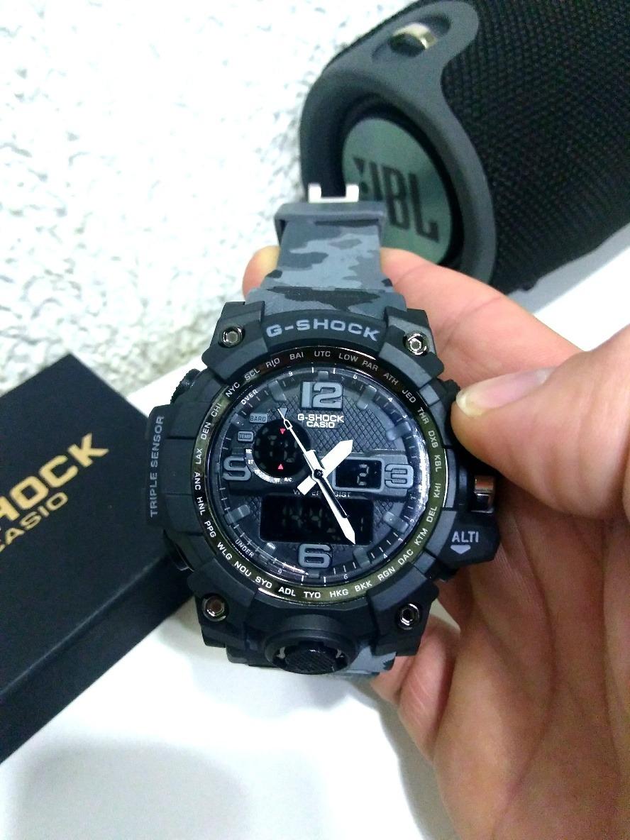 a02d9e8dc03 Relogio Casio G Shock Masculino Lindo Promoção - R  100