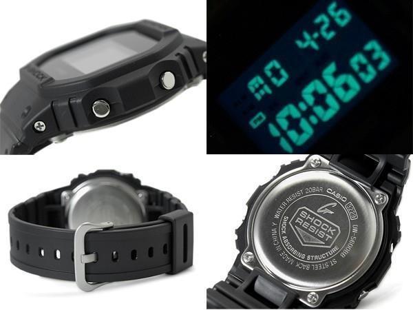 cc5c08cdcfd Relógio Casio G-shock Masculino Dw-5600bb-1dr Nf - R  419