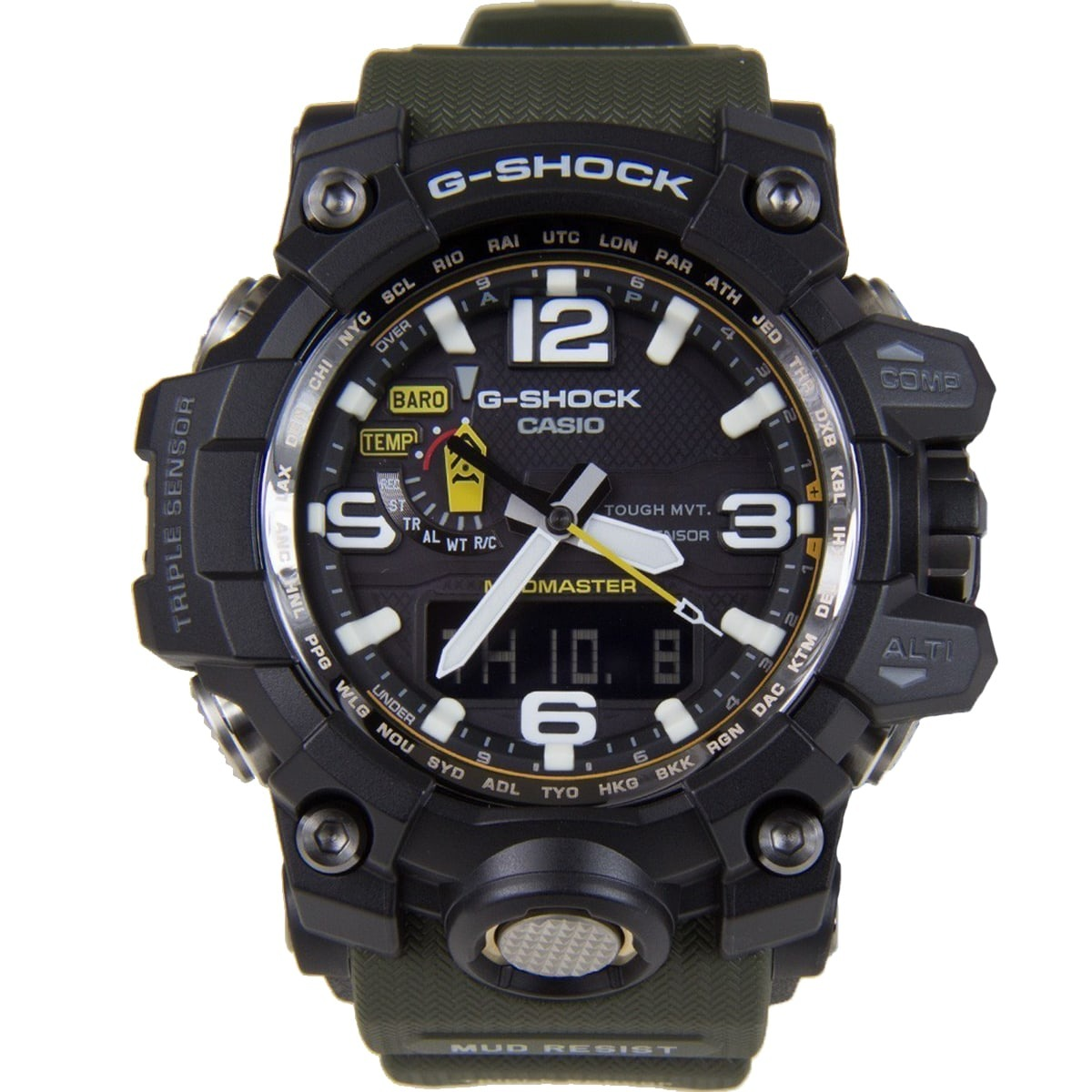 6d31567969a Relógio Casio G-shock Mudmaster Masculino Gwg-1000-1a3dr - R  4.199 ...