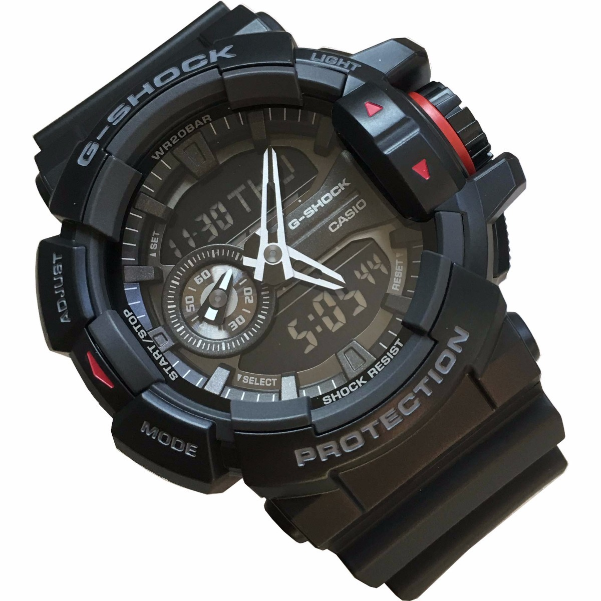 2ff73670b78 Relogio Casio G Shock Masculino Ga400 Ga100 Ga500 - R  529