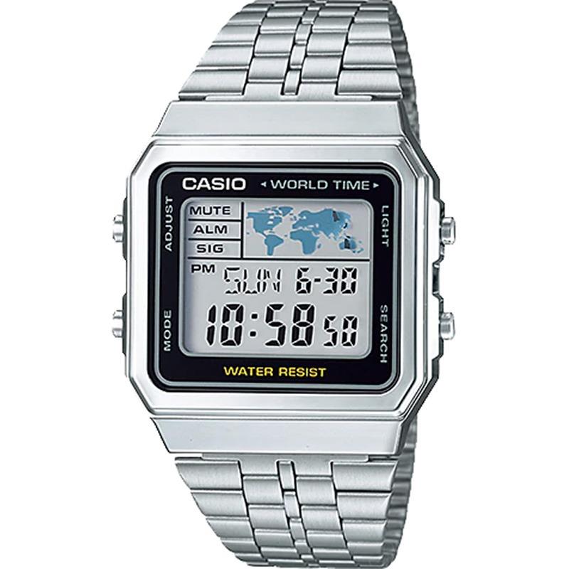 6452bdf5201 Relógio Casio Vintage Masculino A500wa-1df - R  255