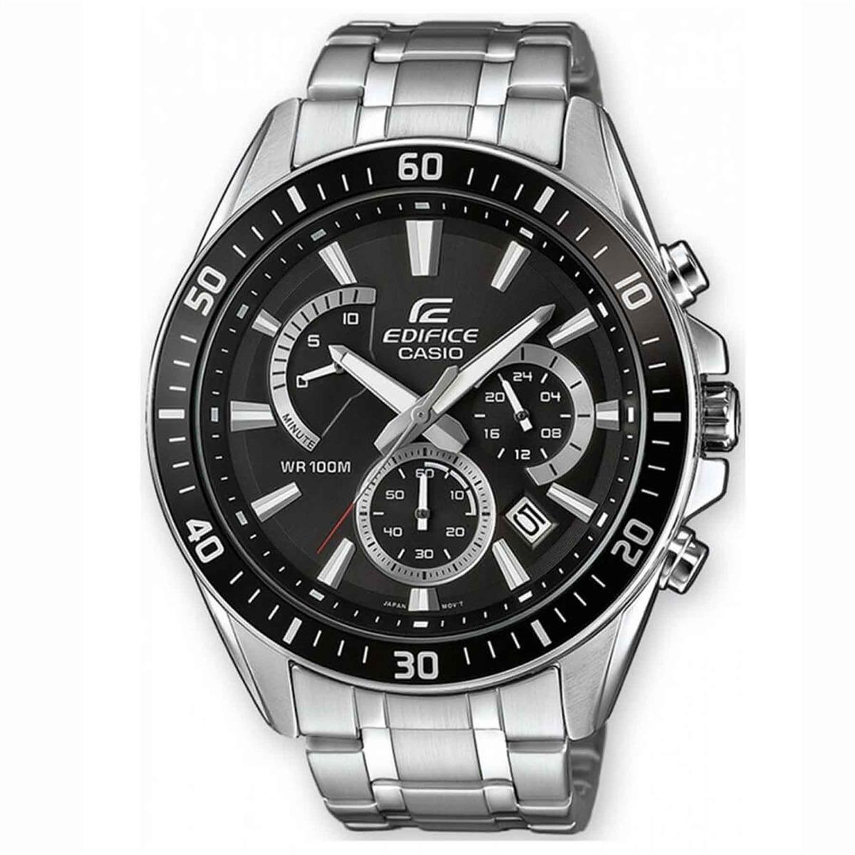 d17f0c2a76e Relógio Casio Edifice Cronógrafo Masculino Analógico Efr-552 - R ...