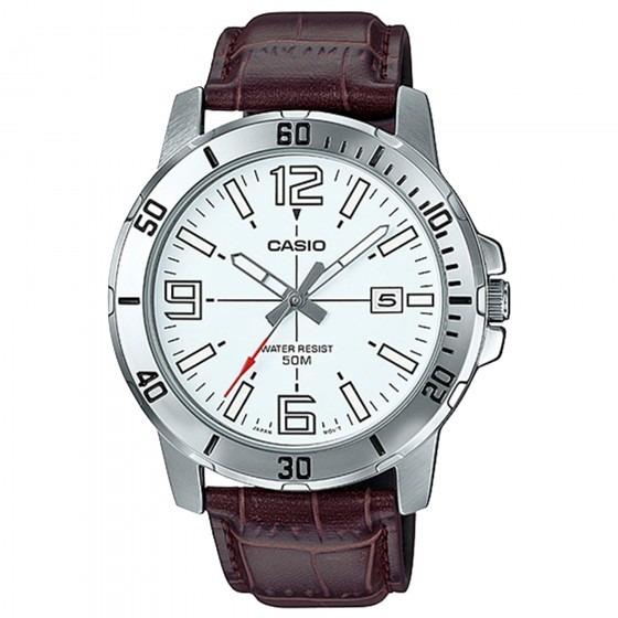 0b91f479327 Relógio Casio Mtp-vd01l-7bvudf Masculino Prata - Refinado - R  189 ...