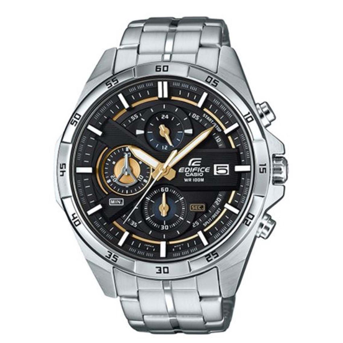 6664e361275 Relógio Casio Edifice Cronógrafo Masculino Analógico Efr-556 - R ...