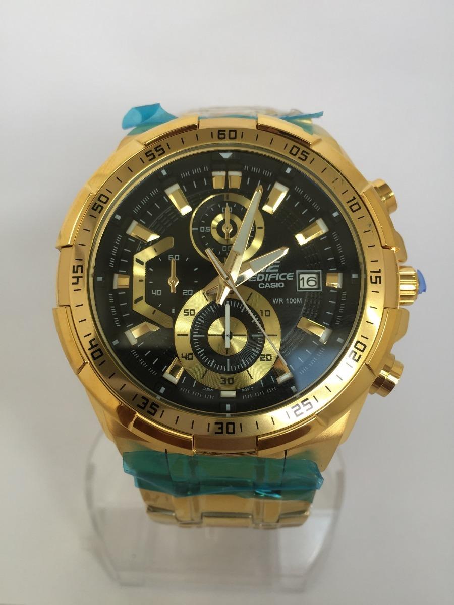 dea7660b869 Relógio Casio Masculino Edifice Ef-539d-1avudf Aço Caixa - R  308