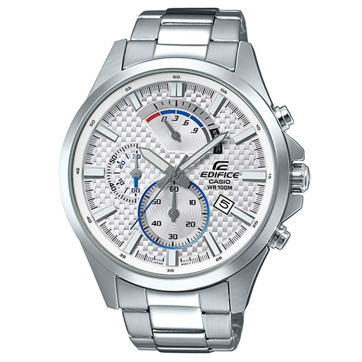 6c9338070b3 Relógio Casio Edifice Cronógrafo Masculino Analógico Efv-530 - R ...