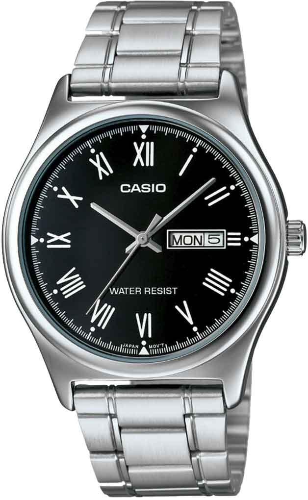 2c9f5e3f427 relógio casio masculino classic standard mtp-v006d-1budf. Carregando zoom.
