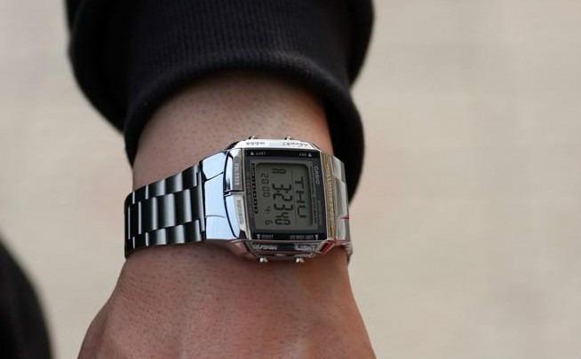 da6e025609f Relógio Casio Masculino Data Bank Prata Db-360-1adf Original - R ...