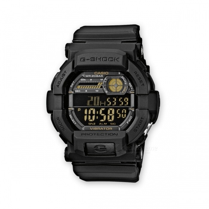 9538bfe3f42 Relógio Casio Masculino Digital G-shock Gd-350-1bdr Preto - R  682 ...