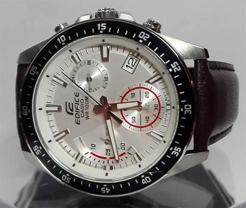 aa7da67a82d Relógio Casio Masculino Edifice Cronógrafo Efv-540l-7avudf - R  659 ...