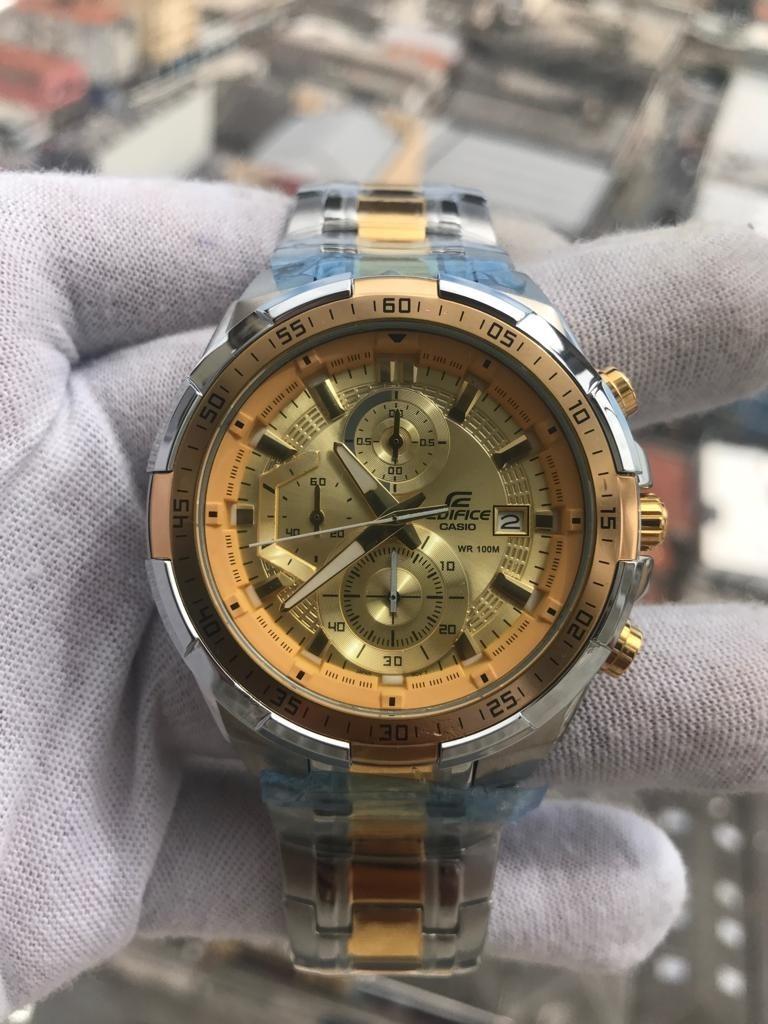 626e7f77c8a relógio casio masculino edifice ef-558d-1avudf. luxo top x ! Carregando zoom .