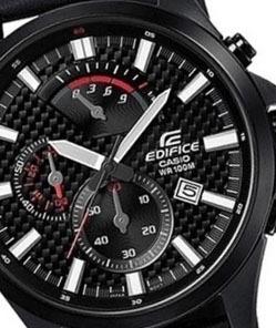 47f93cb5628 Relógio Casio Masculino Edifice Efv-530bl-1avudf - R  769