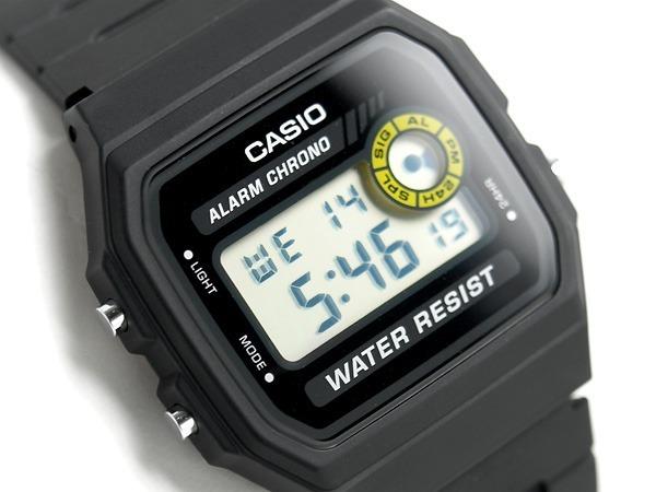 Relógio Casio Masculino Esportivo Digital Wr 50 F-94wa-8dg - R  129,00 em  Mercado Livre d1b3d0e1e2
