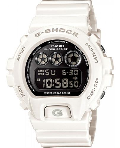 relógio casio masculino g-shock dw-6900nb-7dr original nf
