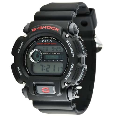 a7b74fa21 Relógio Casio Masculino G-shock Dw-9052-1vdr Preto Nota - R  529