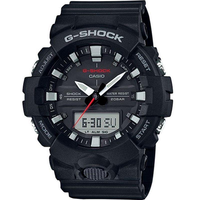 bcee41301dc relógio casio masculino g-shock ga-800-1adr. Carregando zoom.