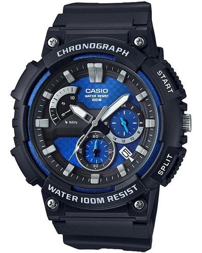 relógio casio masculino mcw-200h-2avdf