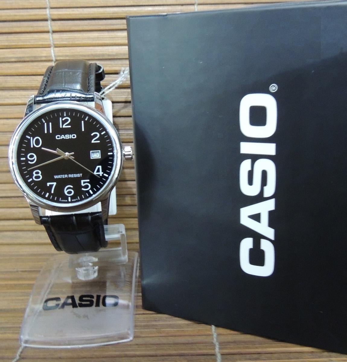 0c968ab66b8 Relógio Casio Masculino - Mtp-v002l-1budf (nf E Garantia) - R  174 ...