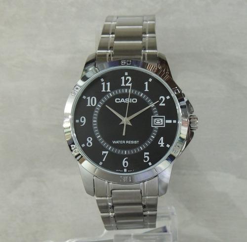 relógio casio masculino - mtp-v004d-1budf - nf e garantia