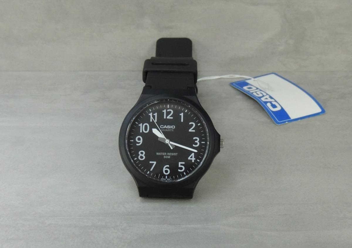 fb20c581a6c relógio casio masculino mw-240-1bvdf lançamento ( nf). Carregando zoom.
