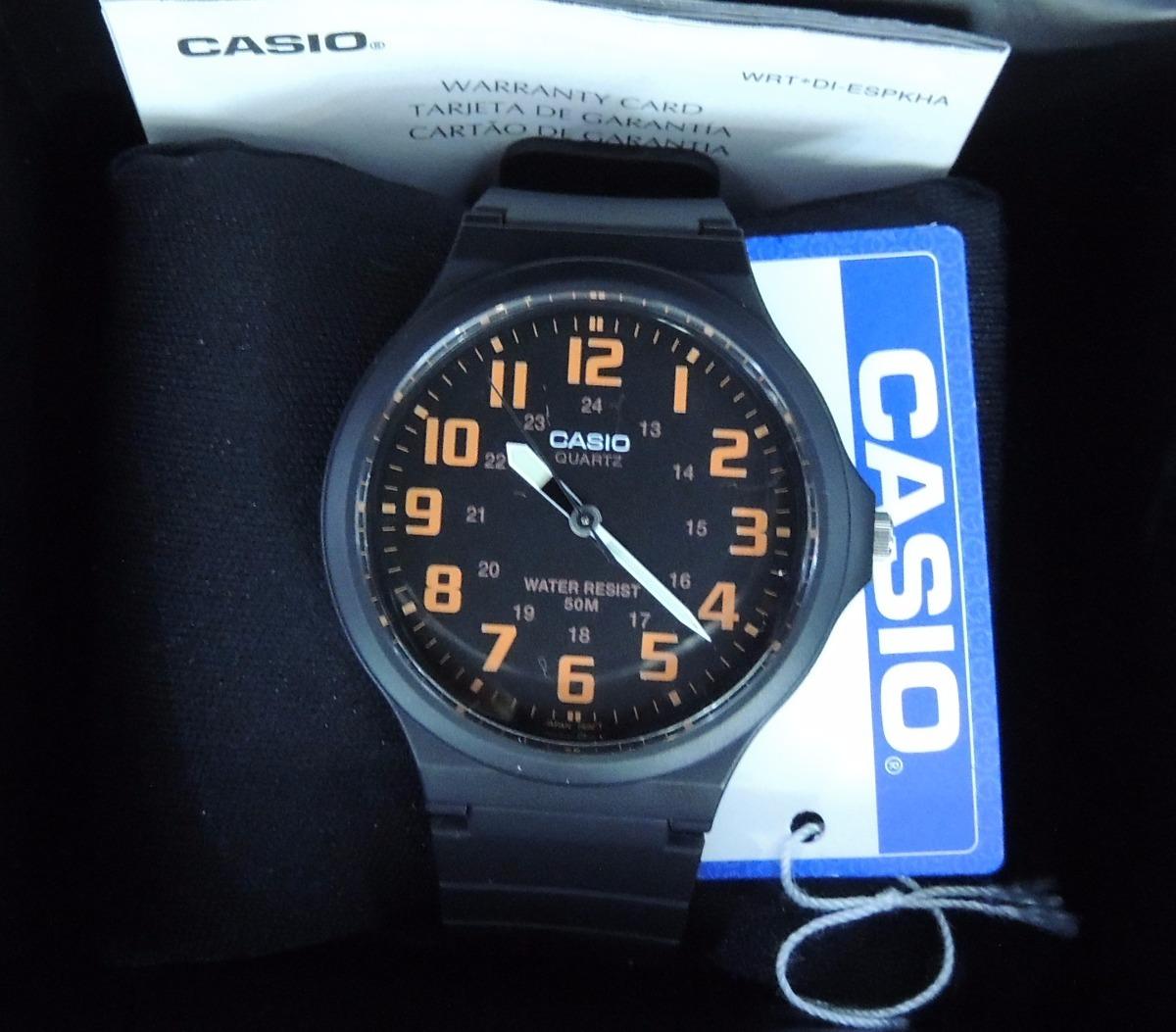 7bb49e2d3f2 relógio casio masculino mw-240-4bvdf lançamento ( nf). Carregando zoom.