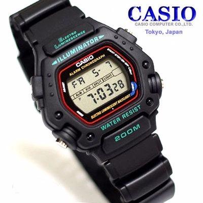 1987f88d418 Relógio Casio Masculino Preto Dw-290-1vs Original Novo - R  189