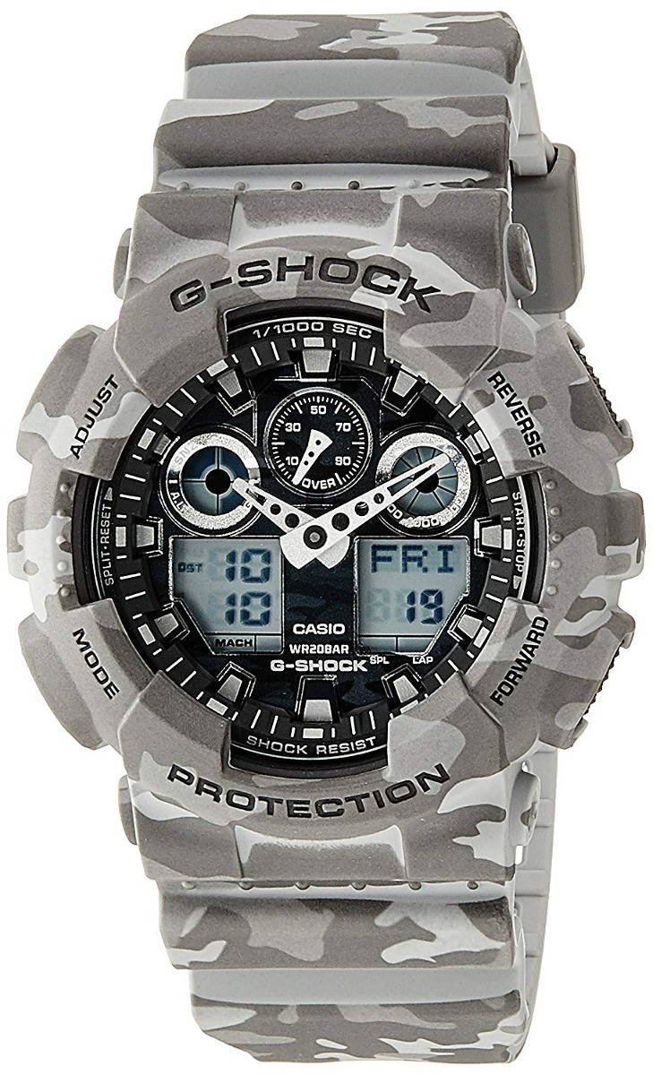 9cd697a3775 relógio casio mens g shock analog-digital s - 6836. Carregando zoom.
