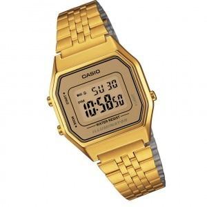 f8d11556a1f relogio casio la680 dourado dourado mini retrô la 680 670 · relogio casio  mini