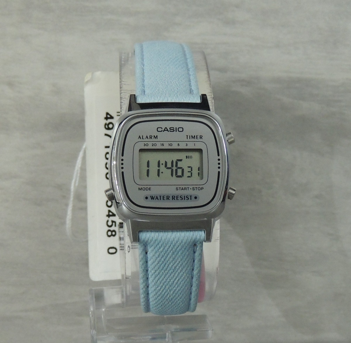 c61ced0cb29 Relógio Casio Mini Vintage Mod  La670wl-2adf (nf garantia) - R  209 ...