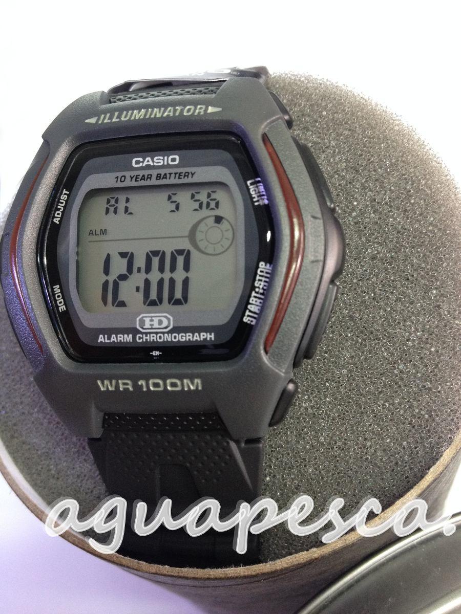 06cb5db868d relógio casio modelo hdd-600-1avdf esportivo digital. Carregando zoom.