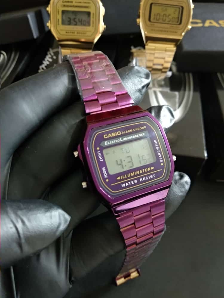 02487daa609 Relógio Casio Original Exclusivo - R  125
