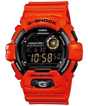 relógio casio original g-shock 200m g-8900