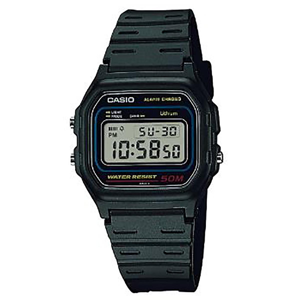 0b82d3d66b9 Relógio Casio Original Masculino W-59-1vq-br Com Nota Fiscal - R ...