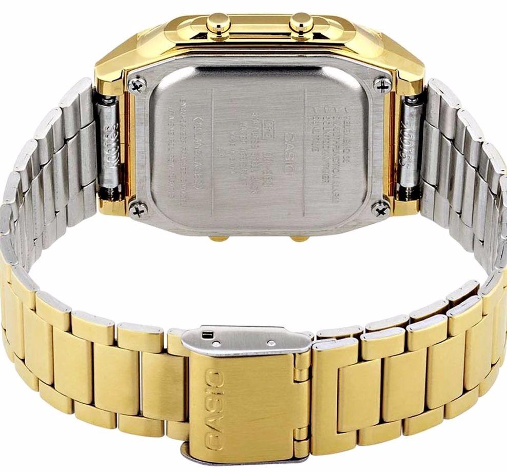 6282bb475d6 relógio casio orignal s db-360 dourado caixa lacrado promo. Carregando zoom.