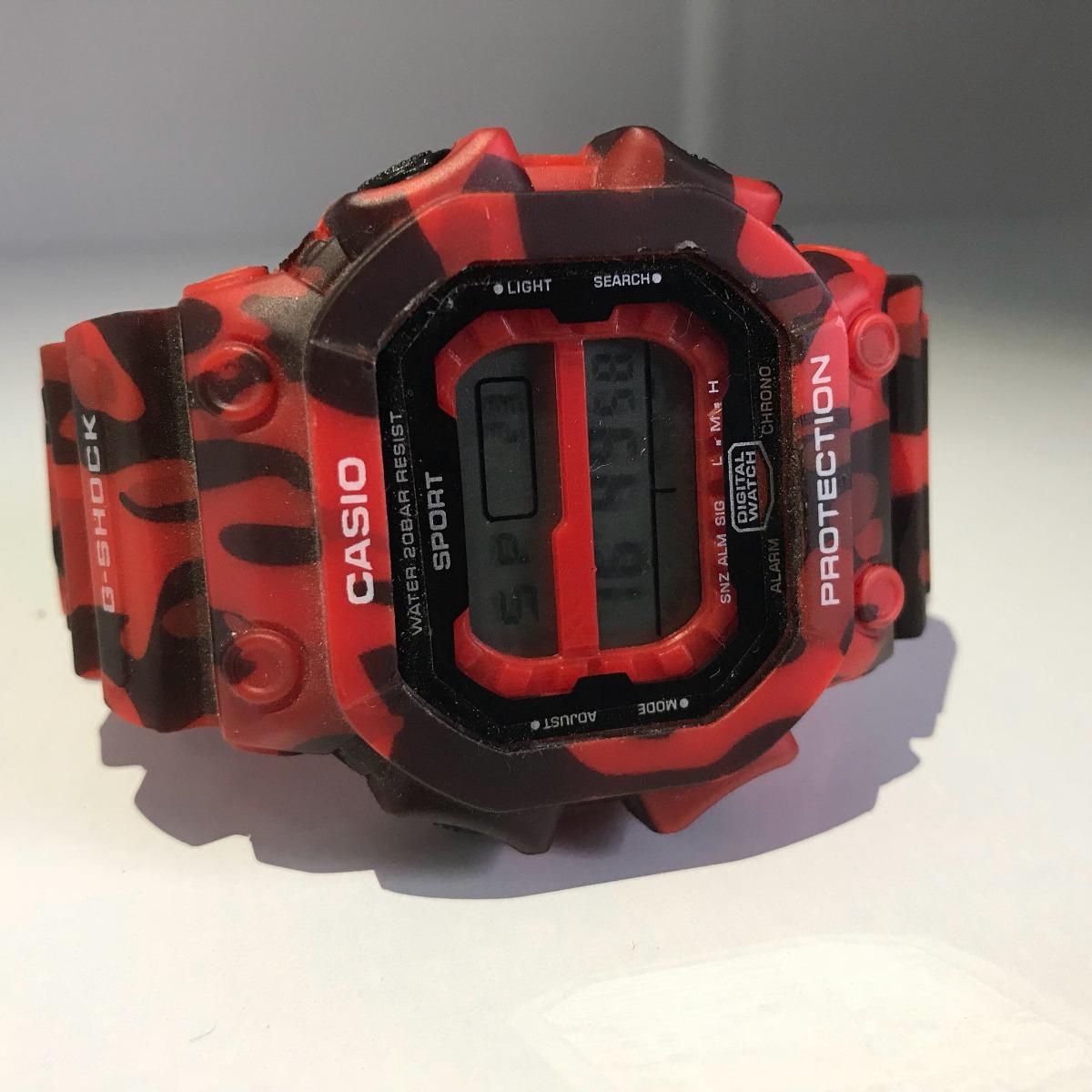 85131126165 relógio casio protection sport. Carregando zoom.