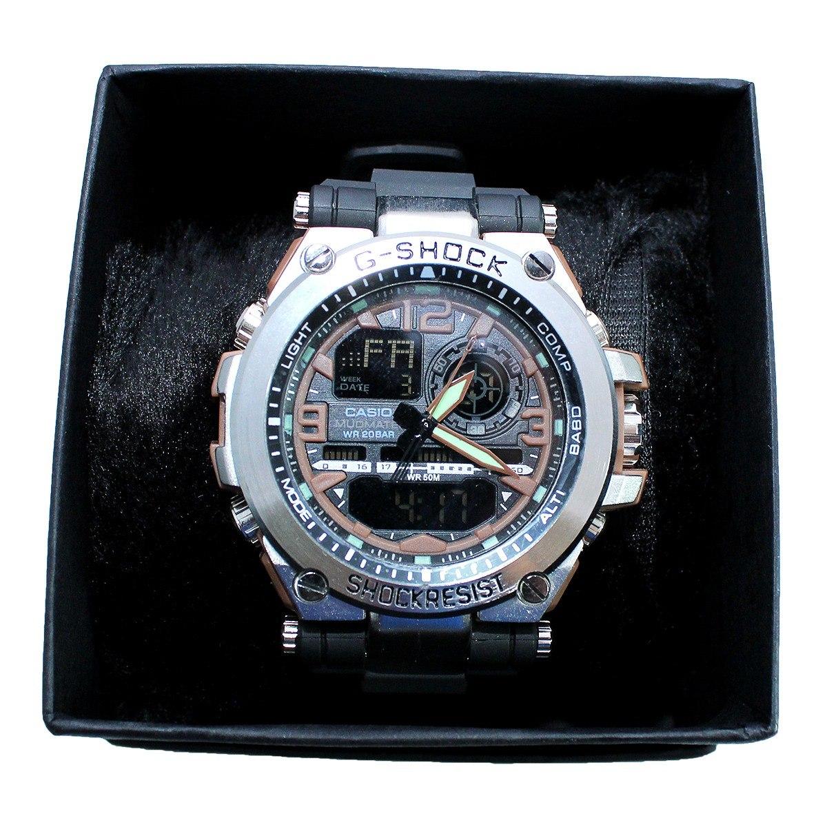 d2ef06750ba relógio casio pulso masculino g shock novo lançamento 2018. Carregando zoom.