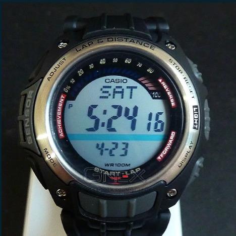 4c5c75eb3de Relogio Casio Sgw-200-1v Sports Gear Sgw-100 100% Original - R  308 ...