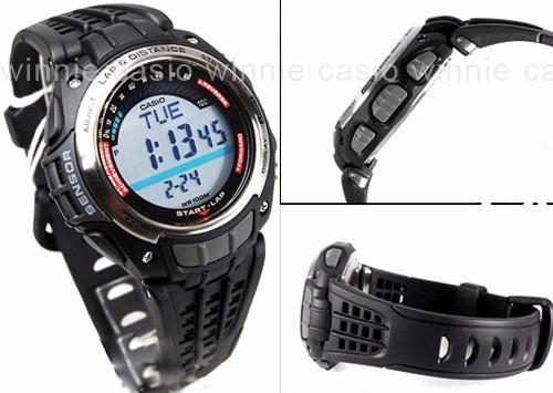 833179ecb01 Relogio Casio Sgw 200 Crono Timer 5alarm Run Lap Aceleração - R  269 ...