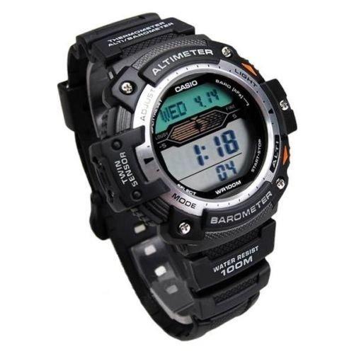0074730b3f9 Relogio Casio Sgw-300 Altimetro Barometro Termometro Novo!!! - R ...