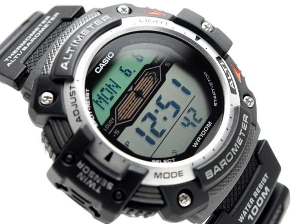 b6f01c2dfee Relógio Casio Sgw-300h Preto Sgw-300 - Leia Descrição - R  299