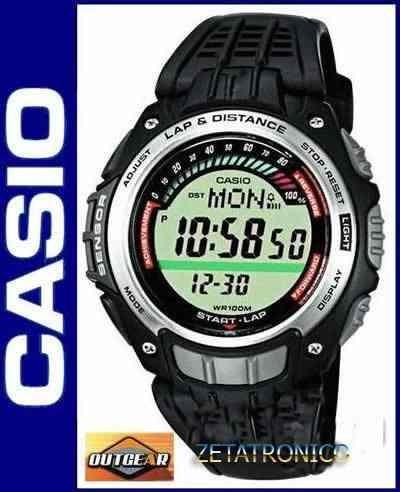 89bdff93cbd Relógio Casio Sgw200 Com Pedometro!!! - R  299