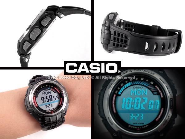 55349078b74 Relógio Casio Sgw200 Original Com Garantia - R  285